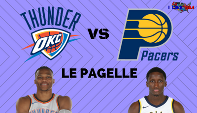 PAGELLE OKLAHOMA CITY THUNDER-INDIANA PACERS