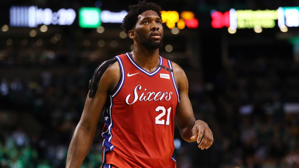 "ERVING SPRONA EMBIID: ""FORTISSIMO, MA DEVE ESSERE PIÙ LEADER"""