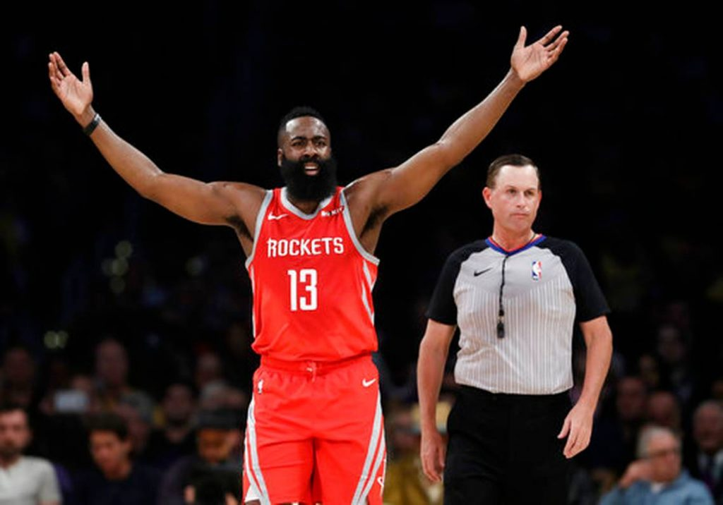 PAGELLE HOUSTON ROCKETS – LOS ANGELES LAKERS