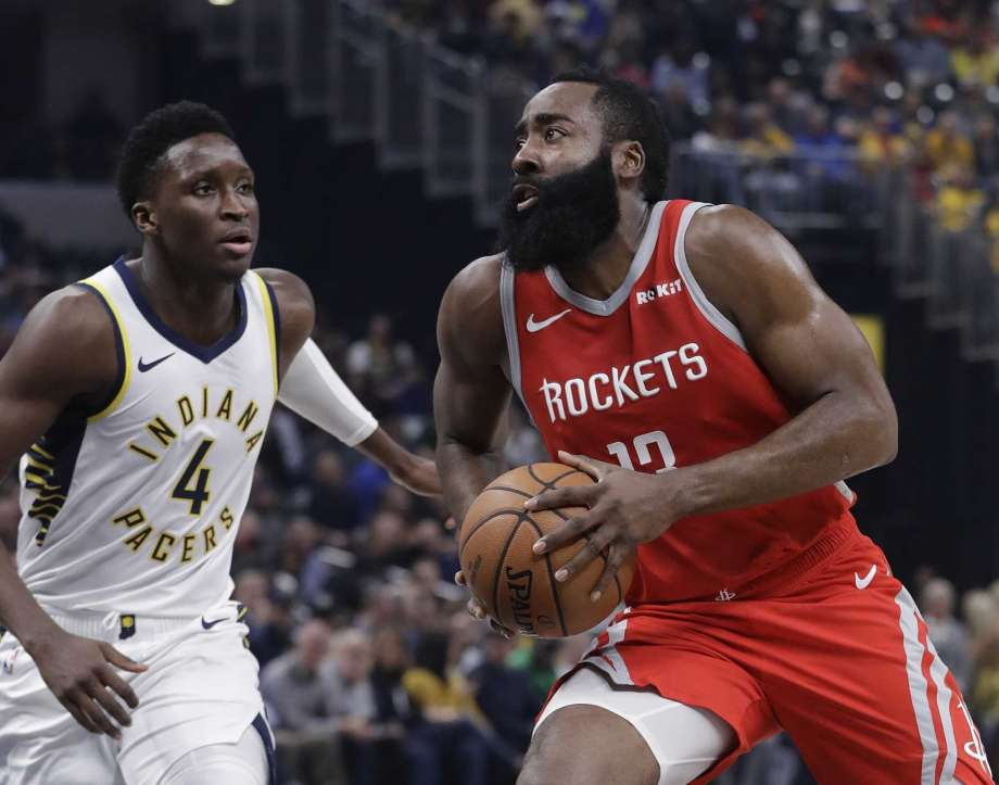 PAGELLE HOUSTON ROCKETS – INDIANA PACERS