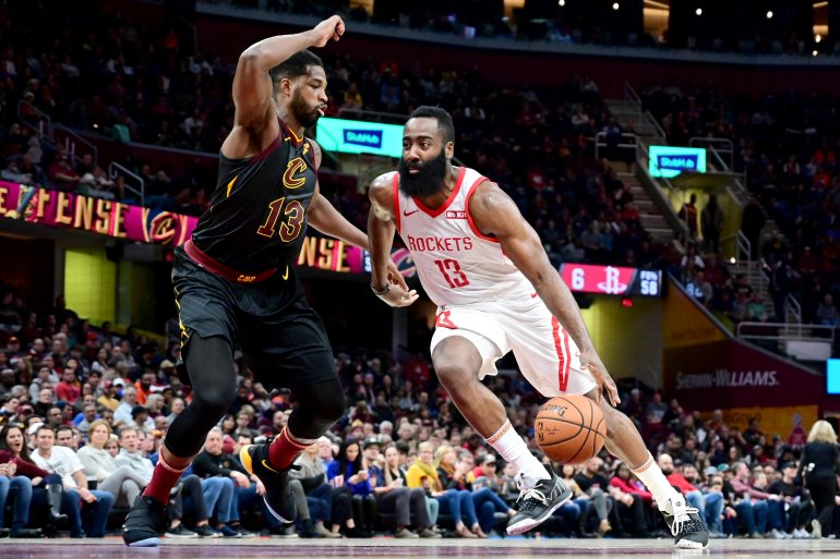 PAGELLE HOUSTON ROCKETS – CLEVELAND CAVALIERS