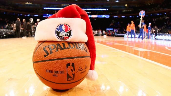 NBA XMAS DAY: IL PROGRAMMA DI NATALE