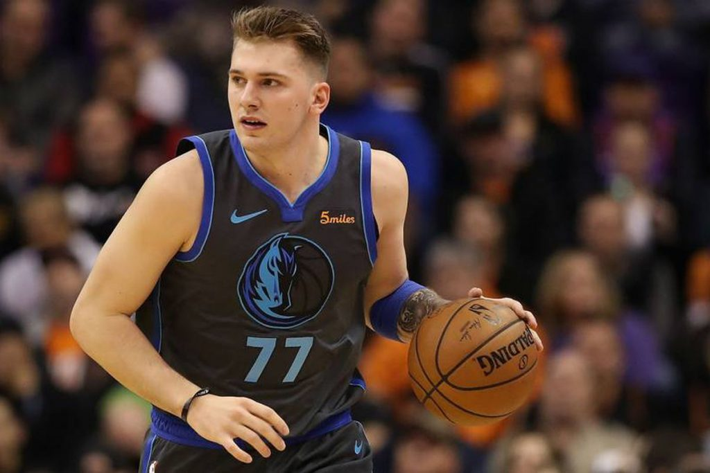ROOKIE OF THE YEAR: DONCIC DAVANTI A TUTTI